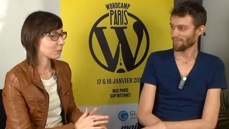 Interviews des orateurs du WordCamp Paris 2014