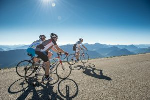 Altitude cycling tours