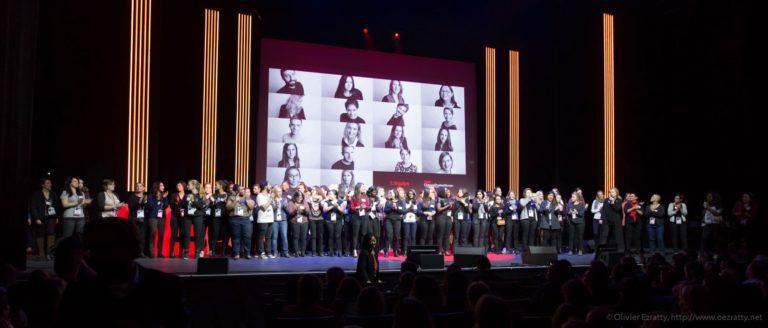 Quand les femmes s'en mêlent… mais pas que ! TEDx CE Women 2016